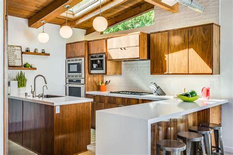 desain dapur atap terbuka desain dapur kayu konsep rumah unik