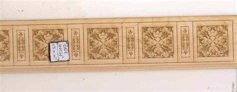 Wainscoting Usa by Wainscoting W2 Pattern Wood Wall Dollhouse Miniature 1 12