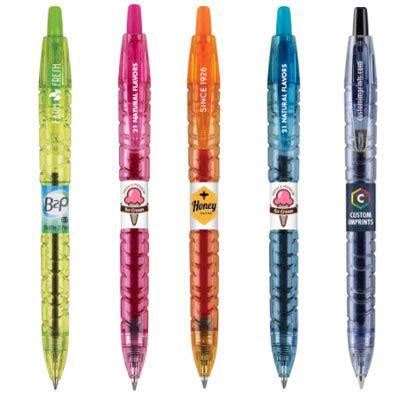 Bottle Gel Pen pilot pens bottle 2 pen recycled gel pens printglobe