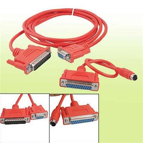 mitsubishi plc programming cable sc09 mitsubishi plc programming cable at rs 1999 set
