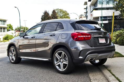 Mercedes Benz 2016 GLA250 4MATIC Sport   AWD Crossover