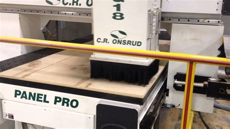 tischlerei fine woodworking cr onsrud panel pro youtube