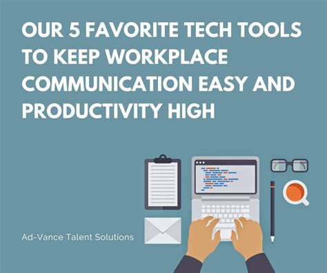 blog on marketing productivity and technology 5 tech tools to keep workplace communication easy