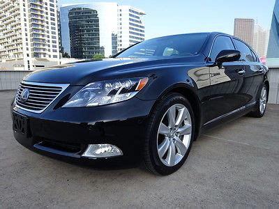 tv ls for sale lexus ls 600h l cars for sale