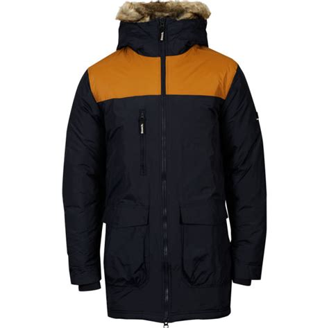 bench men s oatfield parka coat total eclipse navy