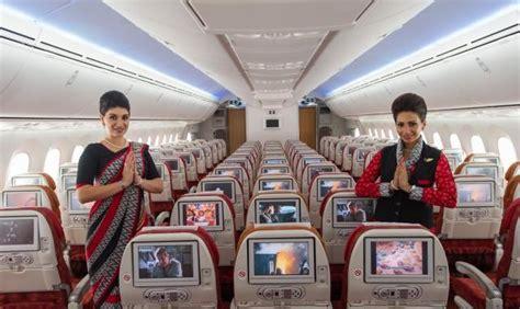 air india flight inside economy class www imgkid