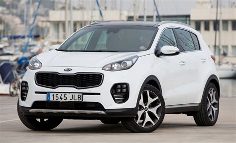 South Kia Kia Sportage Fourth Launched In Europe Gt Line
