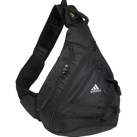 Sling Bag Adidas Black Greenlight adidas yates sling ebags