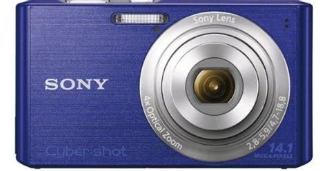 Kamera Sony Dsc W610 P sony cyber dsc w610 14 1 mp digital with 4x