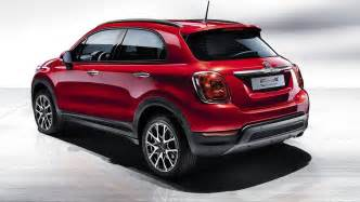 Fiats Cars 2015 Fiat 500x Revealed Car News Carsguide