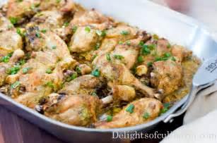 baked chicken drumsticks recipe dishmaps