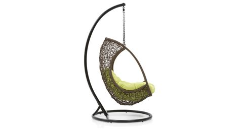 calabah swing chair calabah swing chair urban ladder