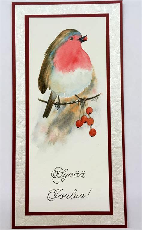christmas welcome birds 25 parasta ideaa pinterestiss 228 joulukortit jouluaskartelu kalligrafia ja joulukortti