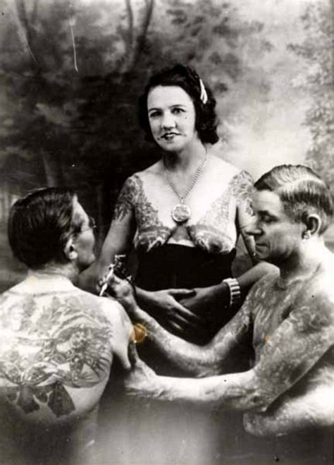 tattooed ladies history wagner mediazink