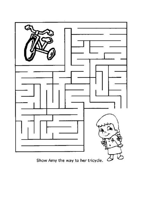 printable maze age 5 1 000 free printable mazes for kids of all ages