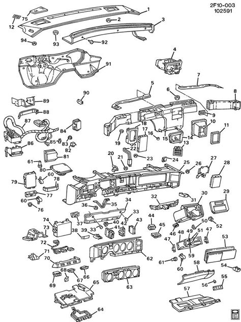 service manual instruction for a 1989 buick lesabre instrument cluster how to open buick