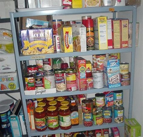 Emergency Food Pantry List by 12 Essential Items For Your Emergency Stockpile Humorous