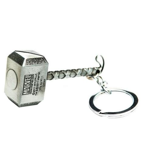 phoenix metal thor hammer keychain buy online at low