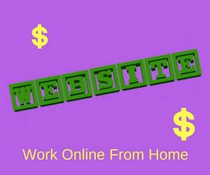 Working From Home Online - how to work online from home in retirement retired and earning online