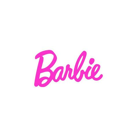 printable barbie font pin barbie font on pinterest