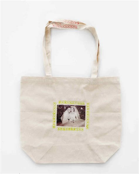 tote bag pattern martha stewart personalized photo transfer tote bags video martha stewart
