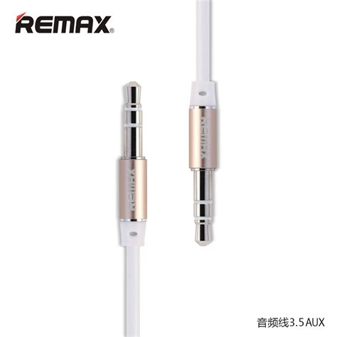 Remax 3 5mm Aux Cable Rl L200 remax aux cable 3 5mm 2 meter for headphone speaker
