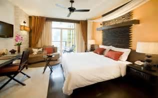 Interior Design Hd Romantic Bedroom Interior Design Wooden Brick Double Bed