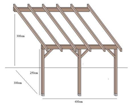 carport billig selber bauen terrassendach selber bauen 187 www selber bauen de