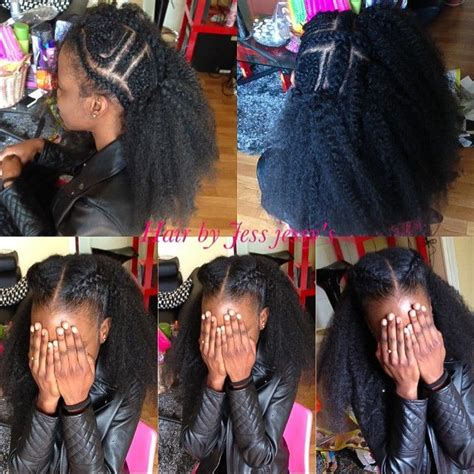 sew in bob marley hair in ta 1000 ideas about vixen weave on pinterest natural hair