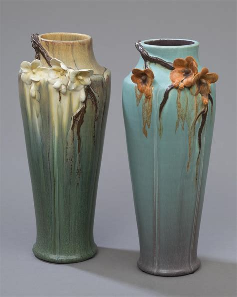 blooming vase blooming branch vase ephraim pottery