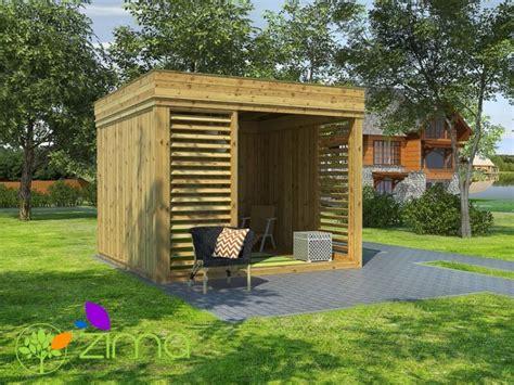 Abri De Jardin Cube by Abri De Jardin Cube 3 X 3m