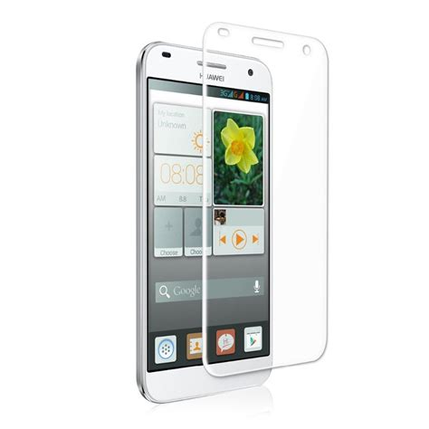 Tempered Glass For Huawei G606 screen guards
