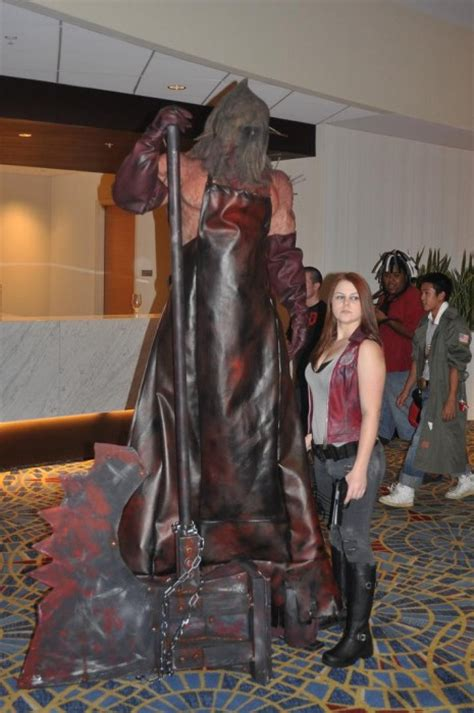 resident evil executioner costume neatorama