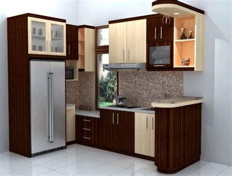 Panci Ukuran Kecil desain dapur minimalis modern ukuran 3 x 3 terbaru