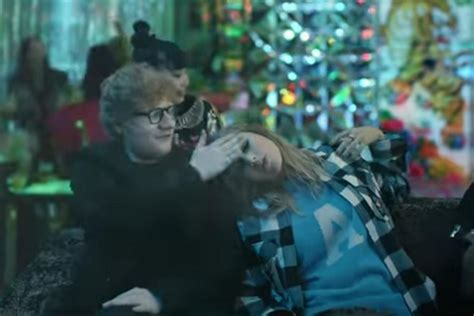 ed sheeran end game taylor swift shows off her end game in raucous new music