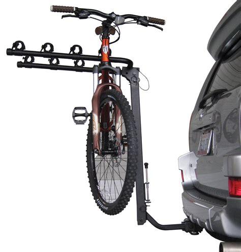 In Car Bike Rack by Advantage Tiltaway 4 Bike Carrier By Heininger In Car Bike