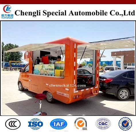design center food trucks china popular mobile catering food van vending platforms