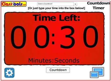 class room timer classroom timers for your interactive whiteboard