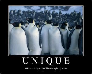 unique means just because you are unique doesn t you are useful picture quotes