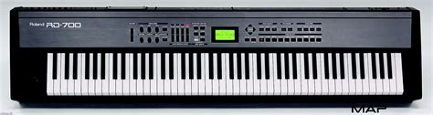 Keyboard Roland Rd 700 Roland Rd 700 Blacklight Tours