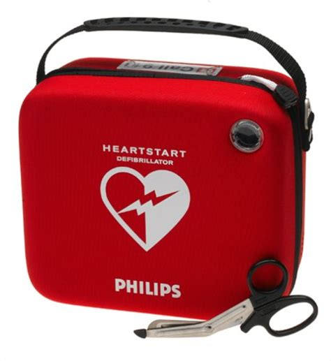 philips heartstart home automated external defibrillator