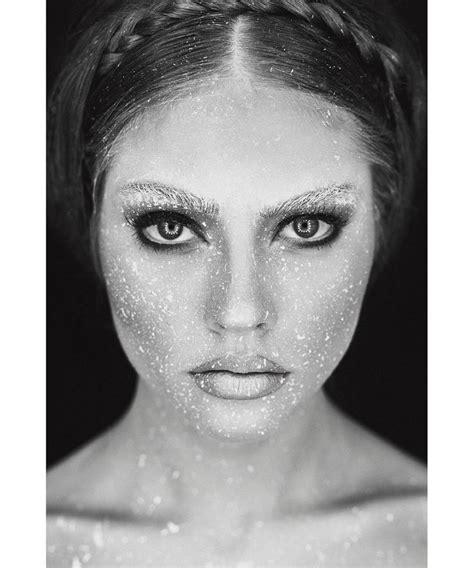 Eyeshadow Keren photographer nati keren makeup alisa shor model polina chenenko roberto models by