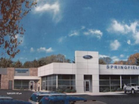 springfield ford lincoln car dealership in springfield pa