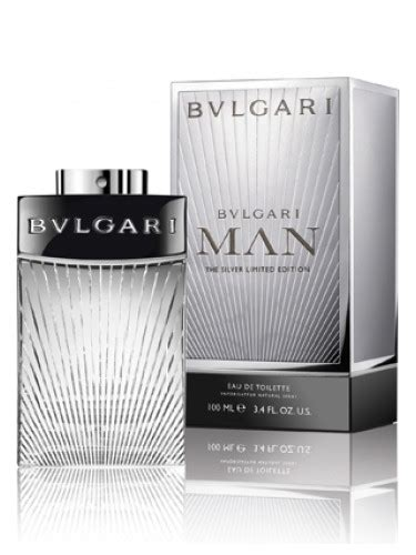 Parfum Bvlgari Limited Edition bvlgari the silver limited edition bvlgari cologne