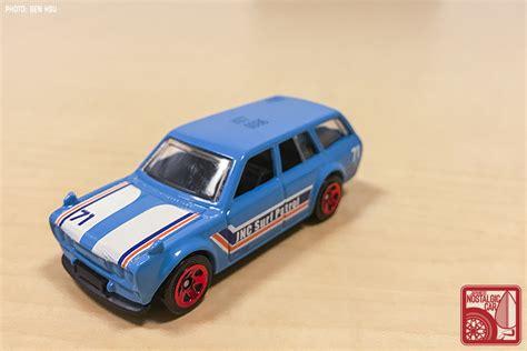 Hotwheels Datsun minicars wheels x jnc datsun 510 bluebird wagon jnc
