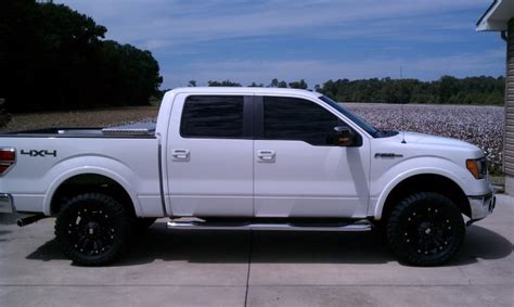 lets   leveled truck   ford  forum
