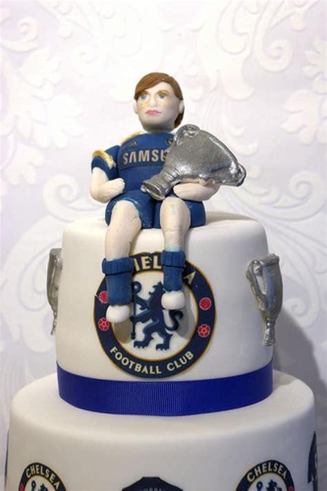 wedding cakes chelsea football cake 1987853 weddbook - Wedding Cake Chelsea