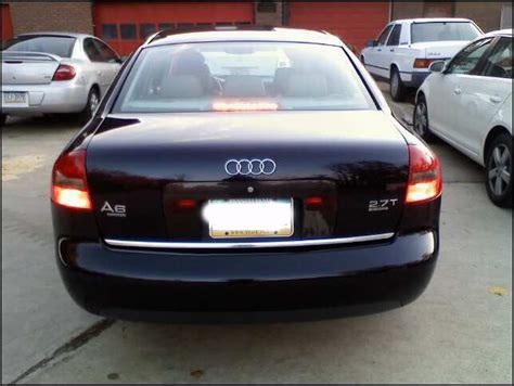 Audi Change by How To Change 3rd Brake Lights On C5 A6 Audiforums