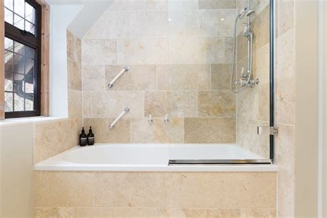 family bathroom design ideas timeless limestone family bathroom design installation