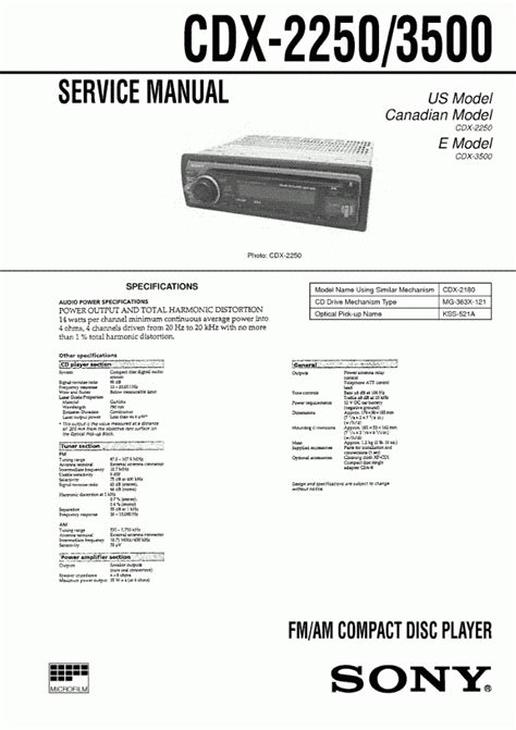 sony xplod cdx gt180 wiring diagram 35 wiring diagram